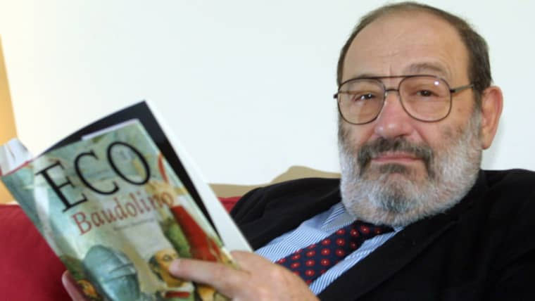Umberto Eco blev 84 år. Foto: Kenneth Jonasson