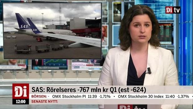 Di Nyheter: Tungt för dagens rapporterande bolag