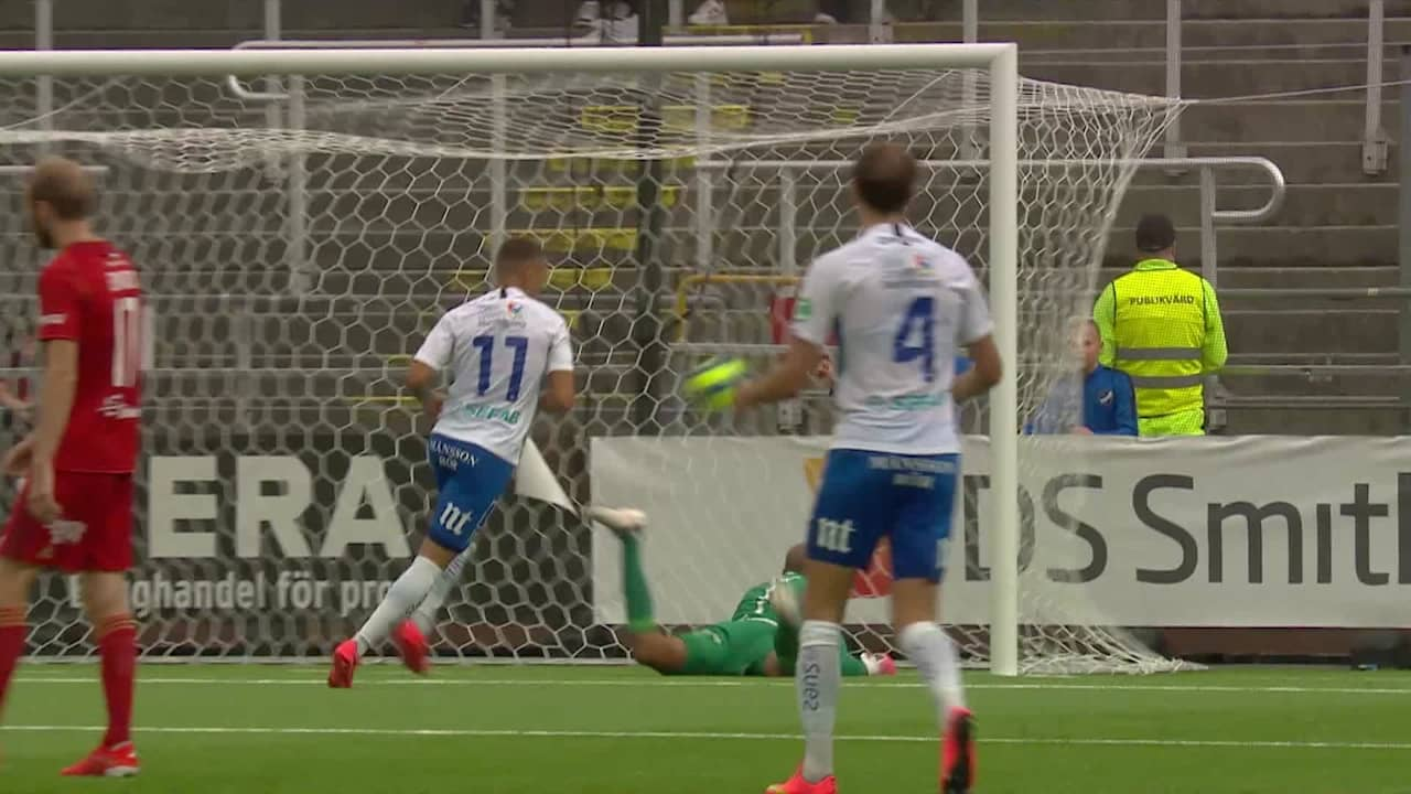 Höjdpunkter: Norrköping-Östersund
