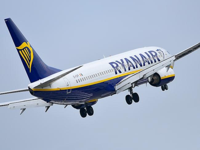I November 2018 Införde Ryanair Nya Regler För Handbagage
