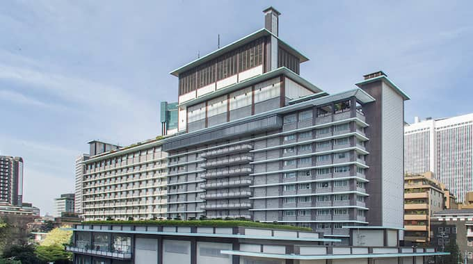 Hotel Okura, Tokyo. Foto: Hotel Okura