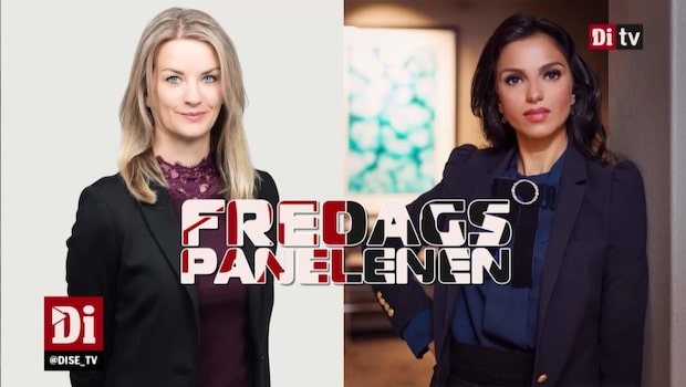 Fredagspanelen med Maria Landeborn & Shoka Åhrman