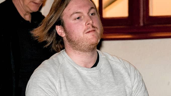 Tova Mobergs ex-pojkvän Billy Fagerström lider inte av en allvarlig psykisk störning, enligt utredningen. Foto: ALEX LJUNGDAHL