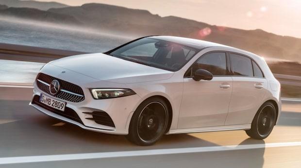 TEST: Så bra är nya Mercedes A-klass