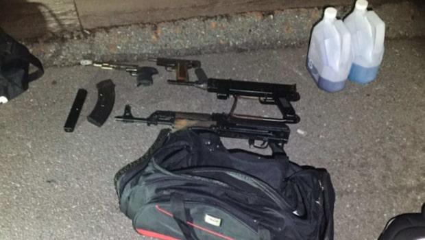 Ny våg av skjutningar i Stockholm –10 döda hittills i år