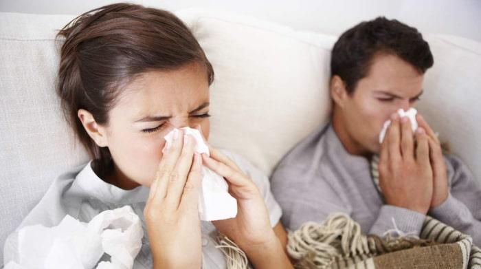 influensa symtom yrsel
