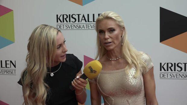 """Anna Anka om Svenska Hollywoodfruar: """"Det har varit skit"""""""