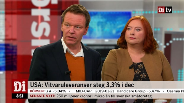 """Analytikern om Electrolux: """"Kommer öka vinsten rejält i år"""""""