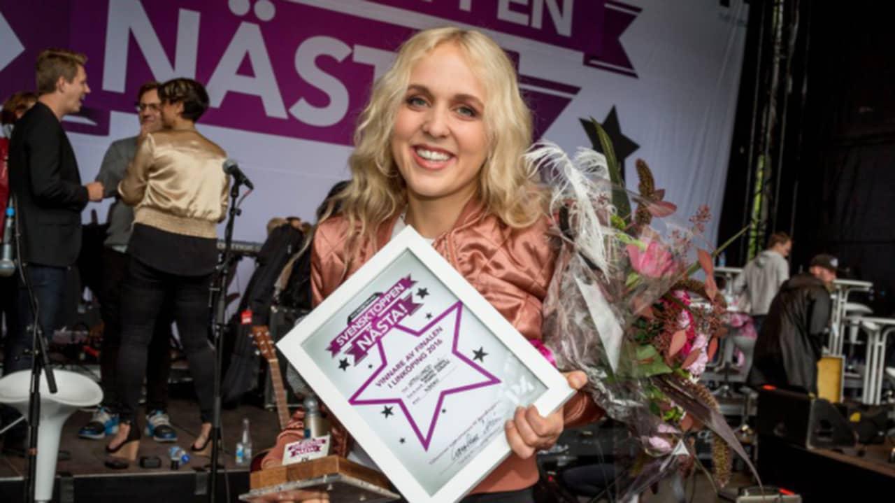 svensktoppen vinnare 2019