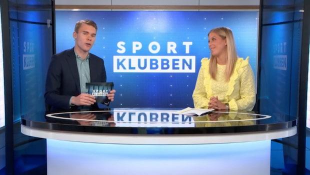 Se senaste avsnittet av Sportklubben