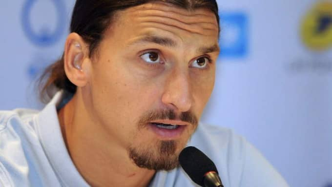 Zlatan Ibrahimovic Foto: China Stringer Network