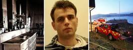 Edis Sijamhodzic mördade och tände eld på sitt offer