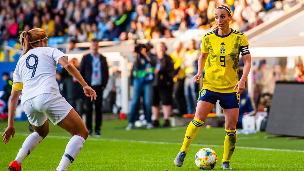 9be7298c Fotbolls-VM 2019 dam: Sveriges Trupp • Tv-tider - ALLT du behöver veta