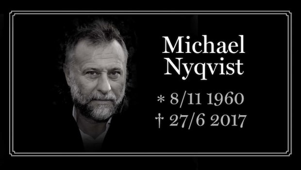 Michael Nyqvist har avlidit