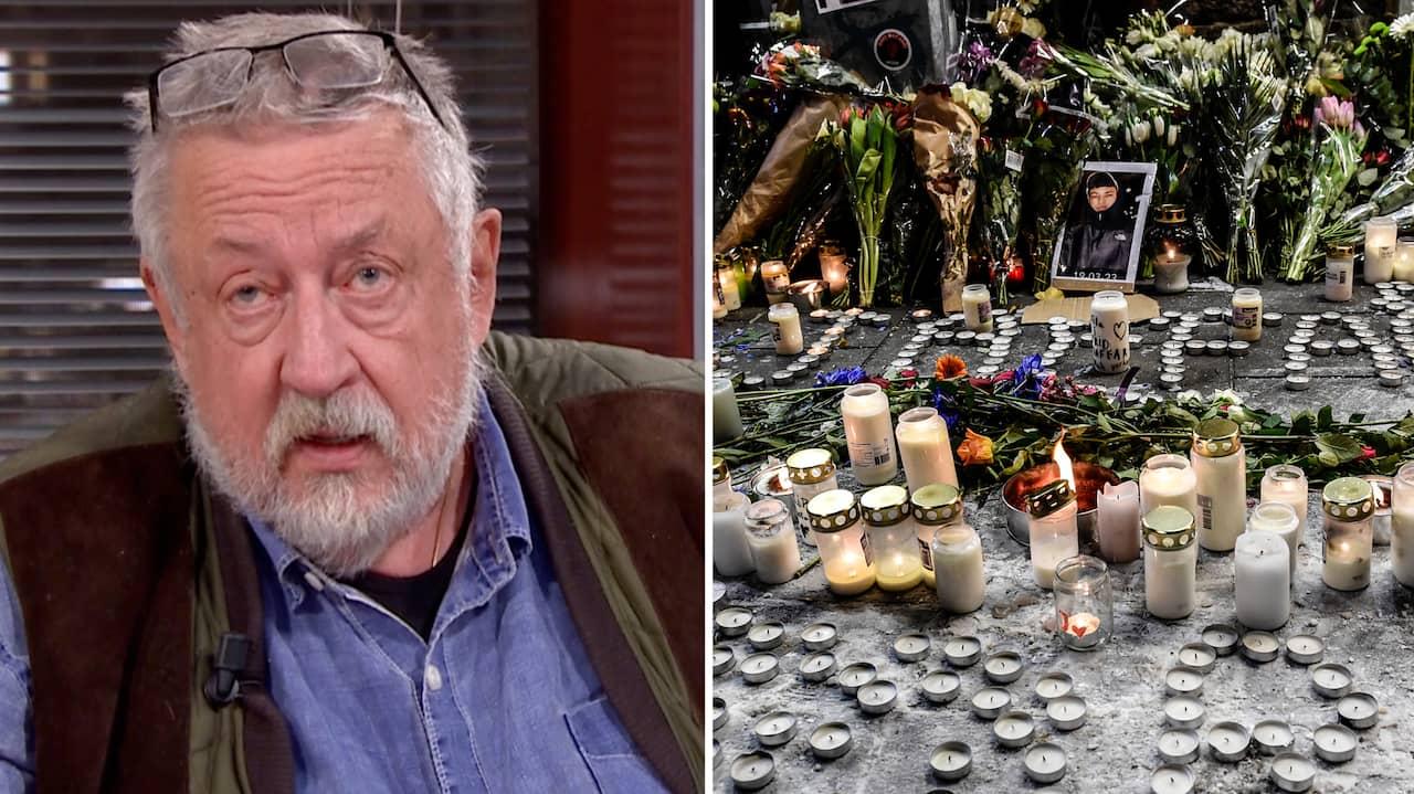 Leif GW Persson vill se specialkommando efter gängmorden