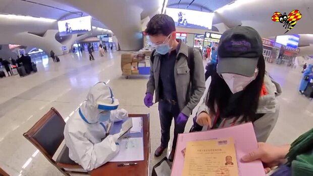 CNN tillbaka i Wuhan – följ med till coronans första epicentrum