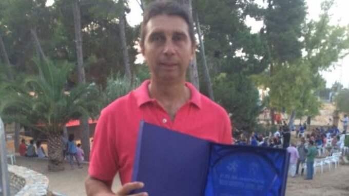"""""""Blas Gámez var en av de mest briljanta polisinspektörerna i Valencia"""", skriver tidningen Las Provincias. Foto: Privat"""
