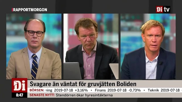"""Petersson om Q2: """"Det vi hade hoppats på var att få en tydlig bild av konjunkturen"""""""