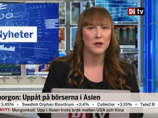 Di Morgonkoll 19 november - Assa Abloy flyttar hem produktion till Eskilstuna