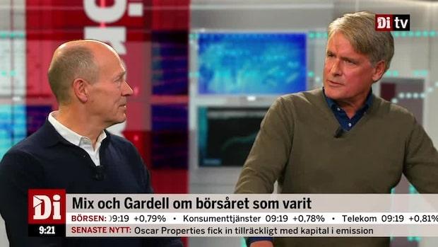 Gardell ser bättre utsikter för bankerna i 2020 och ger sin syn på Ericsson