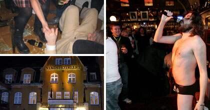 fest sex narkotika i Stockholm