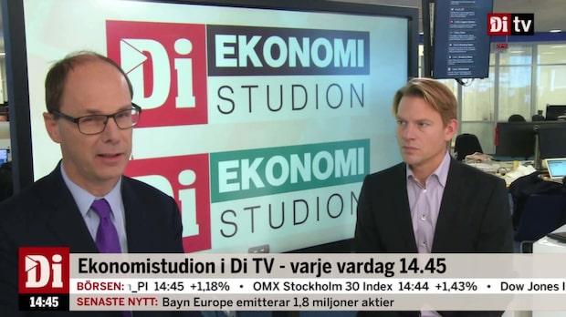 Ekonomistudion den 20 oktober 2017