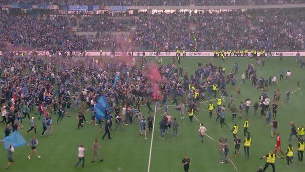 TV: Se alla mål från cupfinalen