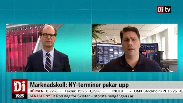"""Andersson om läget på börsen: """"Det är ett sommarlunk"""""""