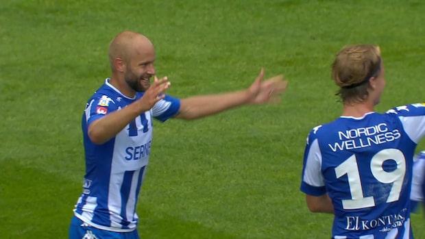 Höjdpunkter: IFK Göteborg - AFC Eskilstuna