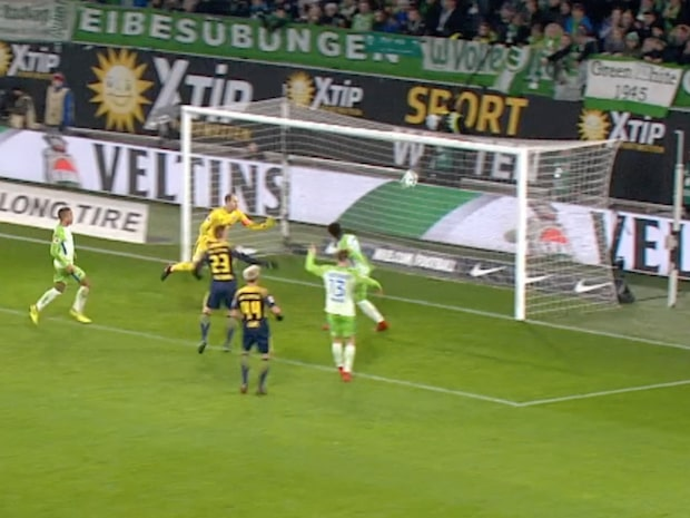 Highlights: Wolfsburg–Leipzig