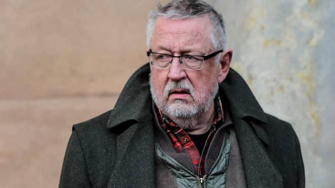 Leif GW Persson har uttryckt hård kritik mot Wargrens nya utredning. Foto: JENS CHRISTIAN