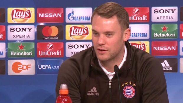 """Neuer om City-ryktet: """"Pep har inte ringt"""""""