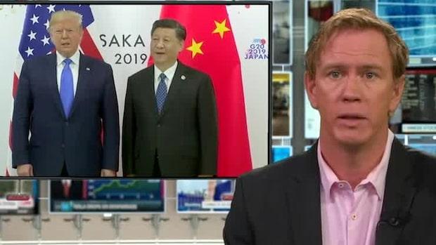 Morgonkoll: Ökad politisk spänning mellan USA och Kina