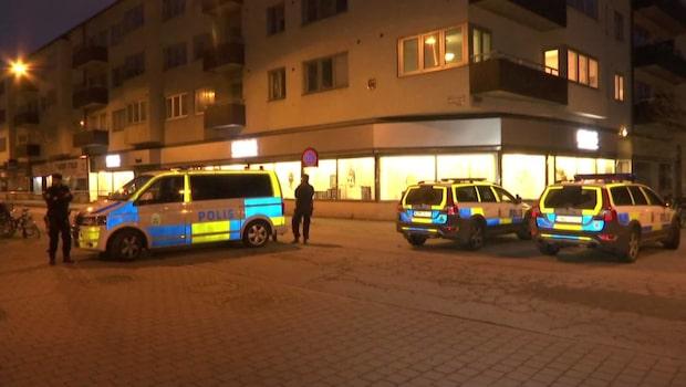 Misstänkt farligt föremål i Malmö