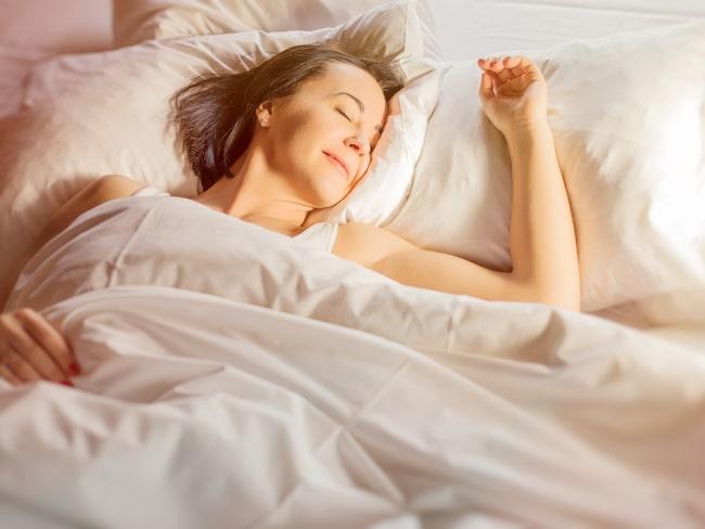 Länge har åtta timmar i sängen setts som det optimala.
