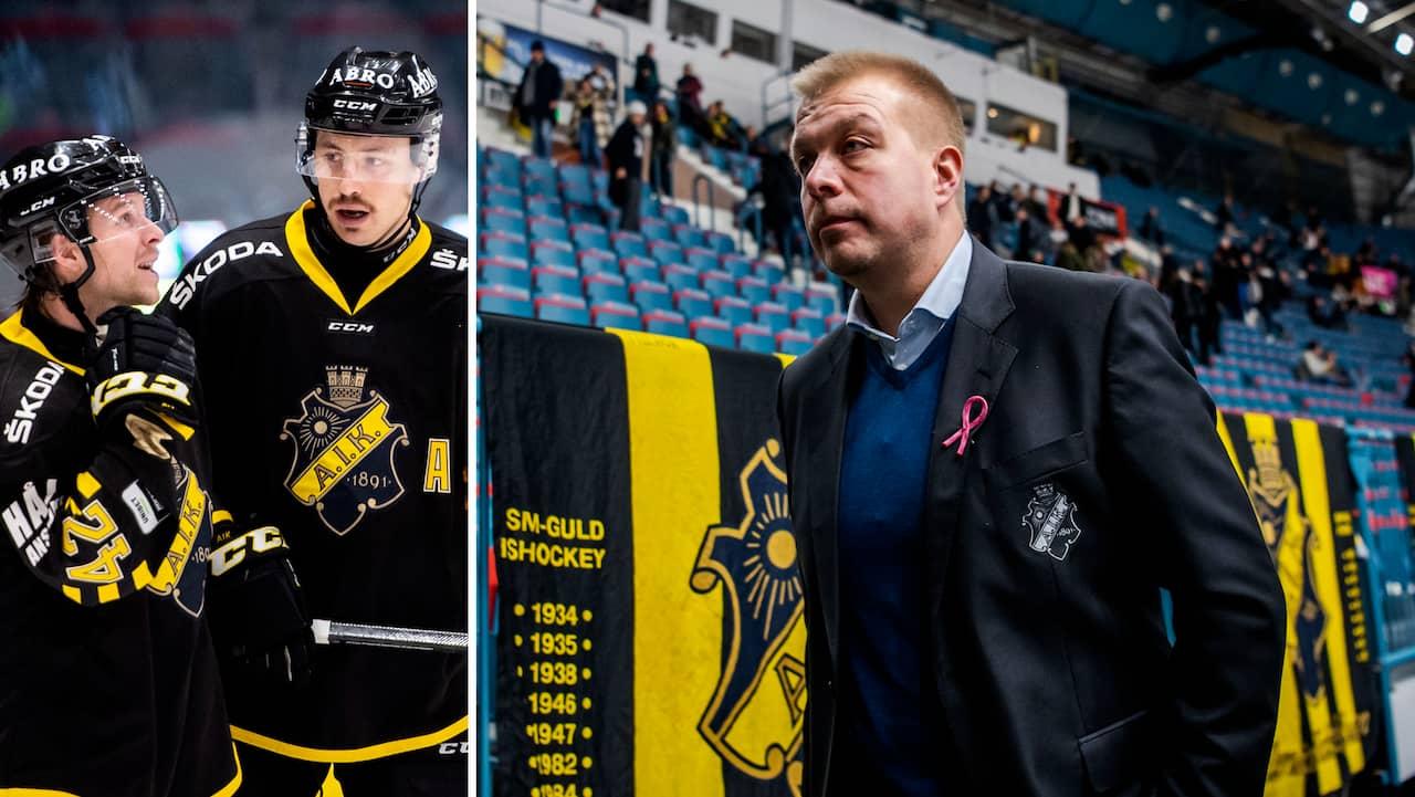 Petas av AIK – han blir ny huvudtränare