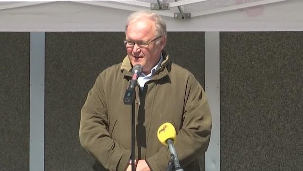 Göran Perssons krav på Löfven: Höj pensionerna