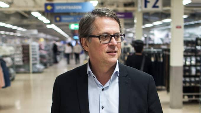 Gekås vd Jan Wallberg. Foto: ANDERS YLANDER