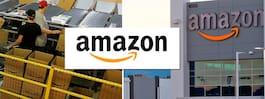 Anställda på Amazon tvingas kissa i flaskor