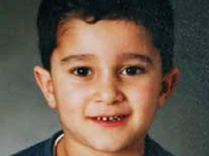 Mohamad Ammouri, 8, dödades på Åsgatan i Linköping den 19 oktober 2004- Foto: Privat