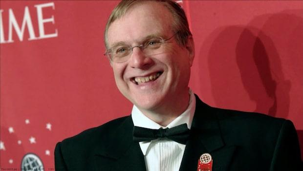 Microsofts medgrundare Paul Allen är död