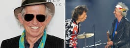Keith Richards livsbeslut – nu överger han alkoholen