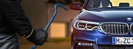 Rattligan slog till igen – flera BMW-bilar utsatta