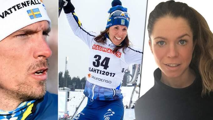 Maria Rydqvist är elitskidåkare och har varit med i flera mästerskap. Hon krönikerar för SportExpressen under VM.
