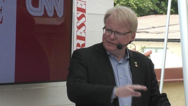Försvarsministern om hotet från öst – så skyddas Sverige