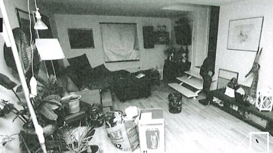 Göran spionerade på sin flickvän – sköt sedan ihjäl henne