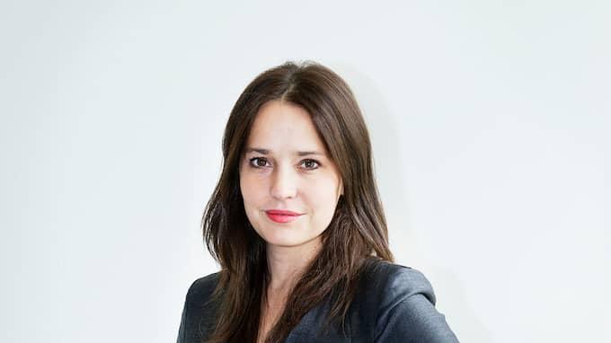 Karin Olsson, kulturchef på Expressen. Foto: THEO ELIAS LUNDGREN