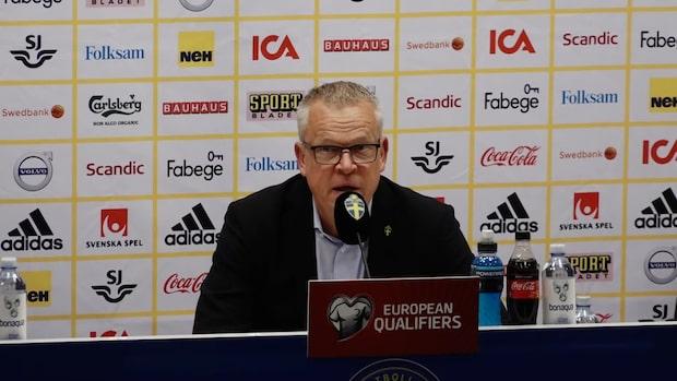 """Janne om utbrottet: """"Är här för att spela fotboll"""""""
