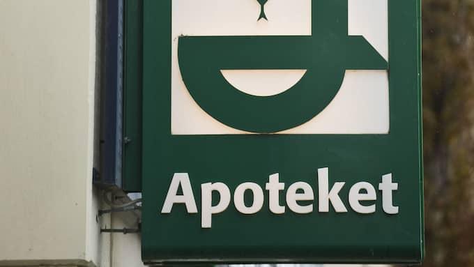 Sveriges apoteksförening ser positivt på Storbritanniens införande av receptfrihet för potensmedlet. Foto: MARKUS DAHLBERG / SCANPIX / SCANPIX SWEDEN