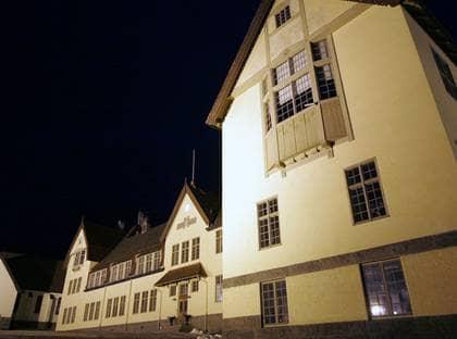 Lundsbergs internatskola. Foto: Mats Endermark